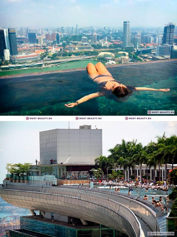Marina Bay Sands, Five Star Hotel In Singapore