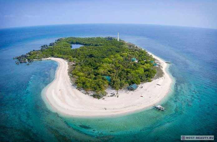 Самые красивые места на море: Остров Апо