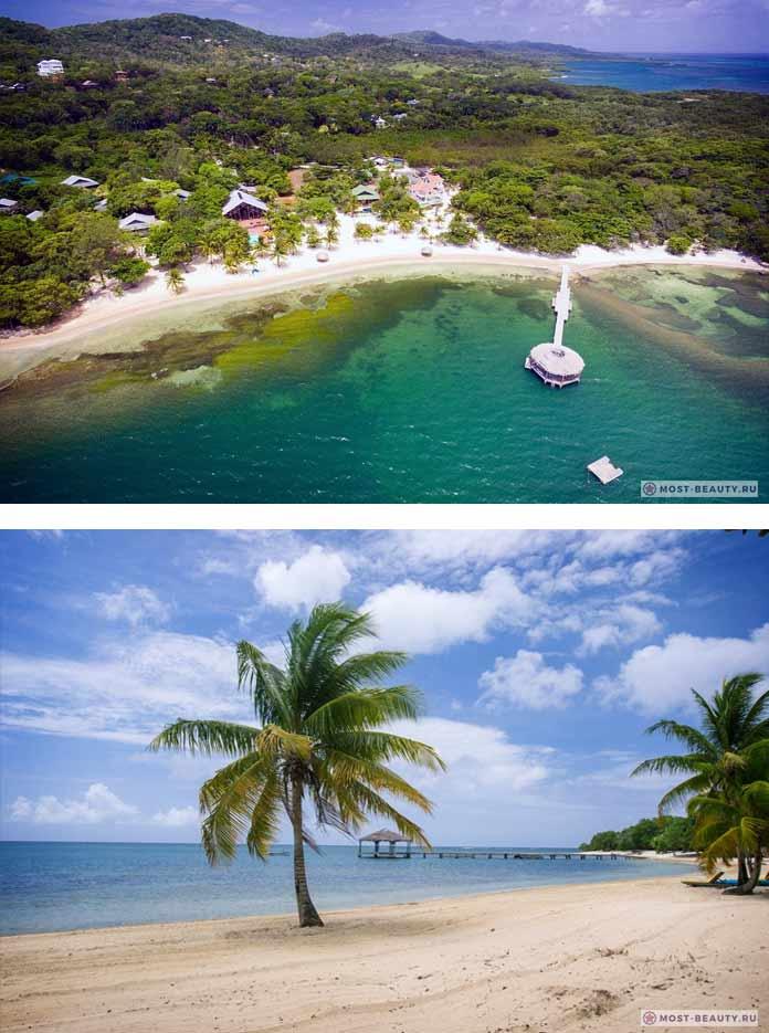 Остров Роатан. CC0