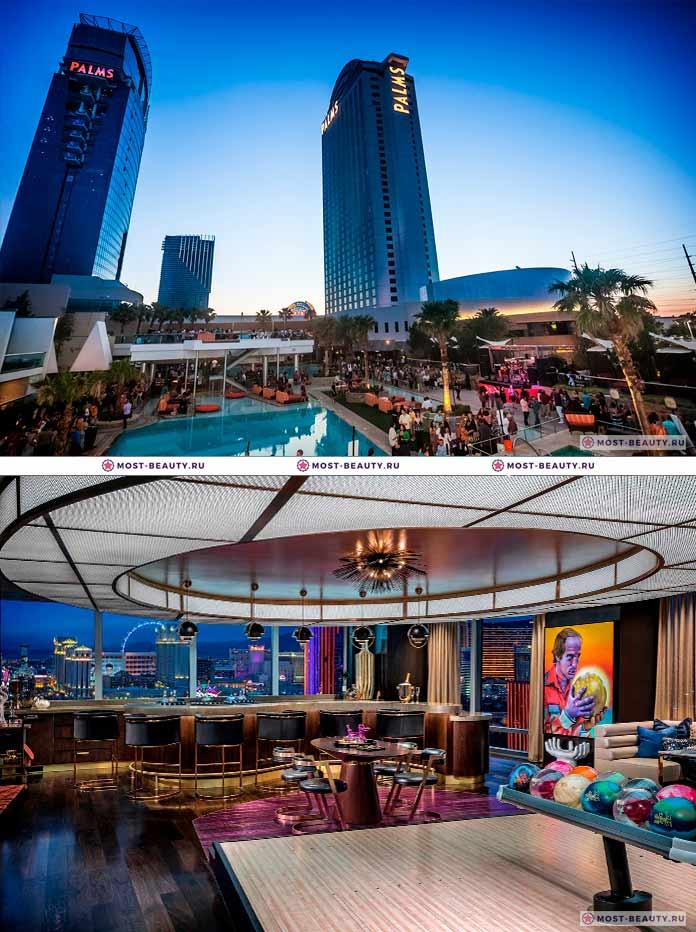 Самые красивые отели мира: Palms Casino Resort