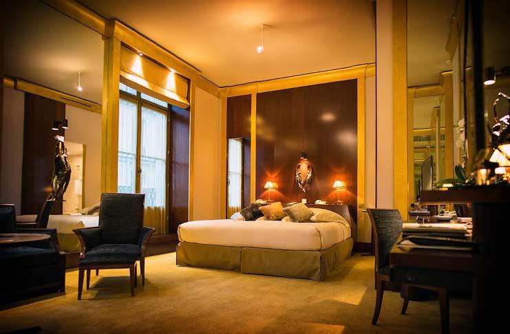 Самые красивые отели мира: Park Hyatt Vendome