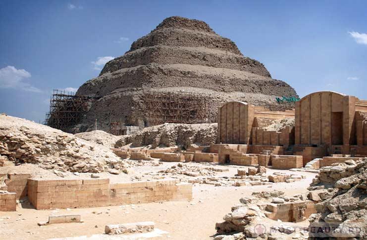 Пирамида Джосера