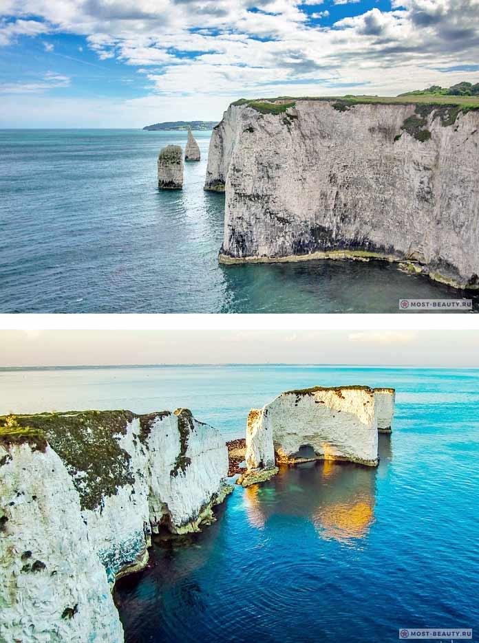 Самые красивые места на море: Старый Гарри. CC0