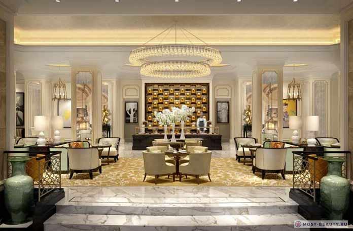 Самые красивые отели мира: The Langham, Chicago