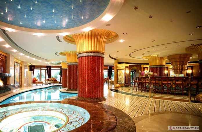 Самые красивые отели мира: mardan palace. Анталия, Турция