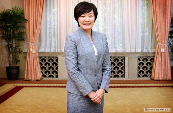 Красивые жёны президентов: Акиэ Абэ