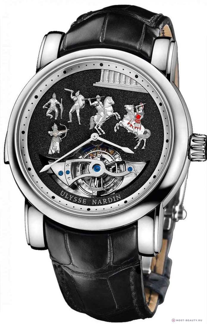 Самые красивые часы: Alexander the Great 780-90