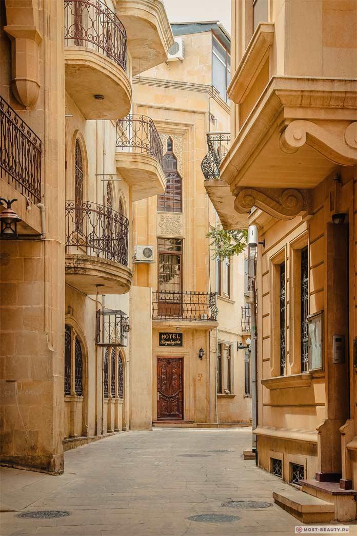 Самые красивые столицы: Баку. CC0