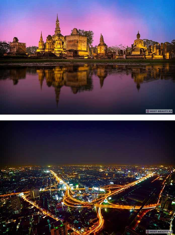 Самые красивые столицы: Бангкок. CC0
