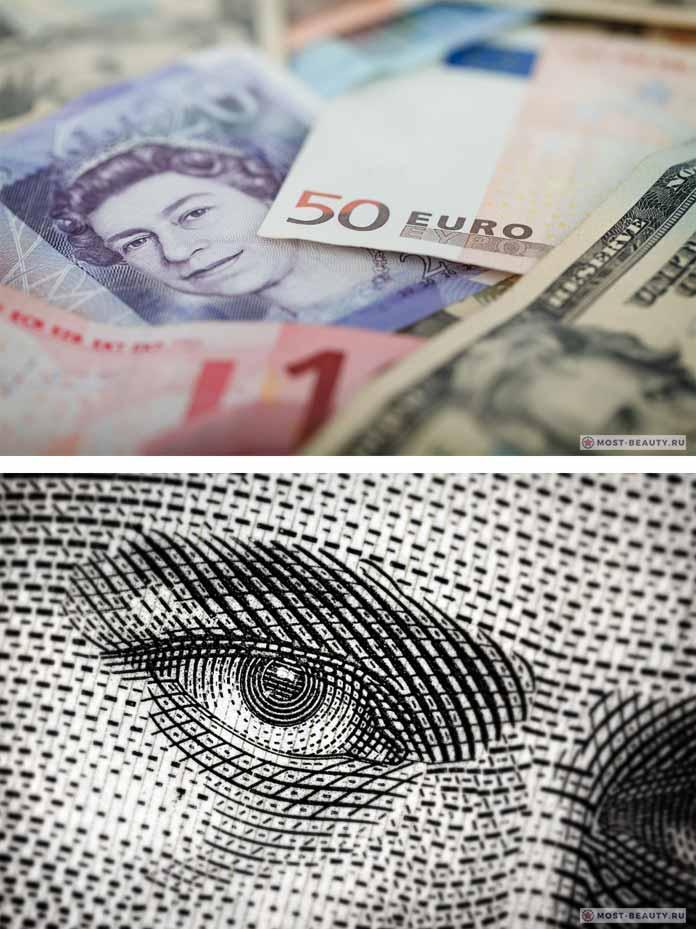 Самые красивые банкноты в мире. CC0