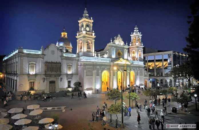 Самые красивые церкви: Базилика де Сальта