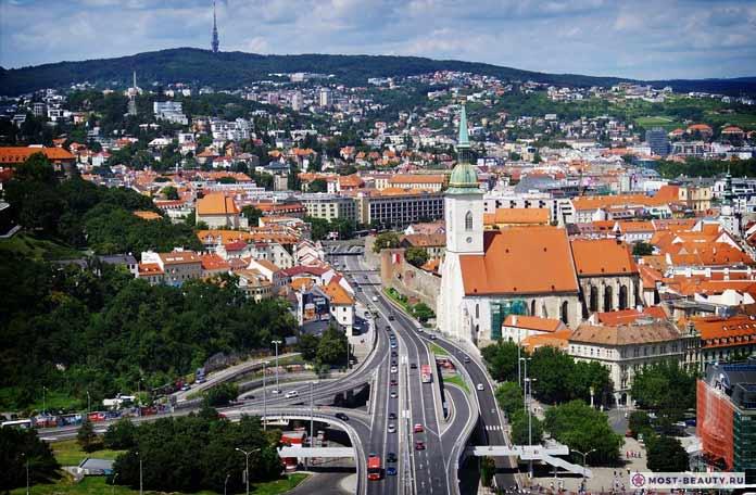 Братислава. CC0
