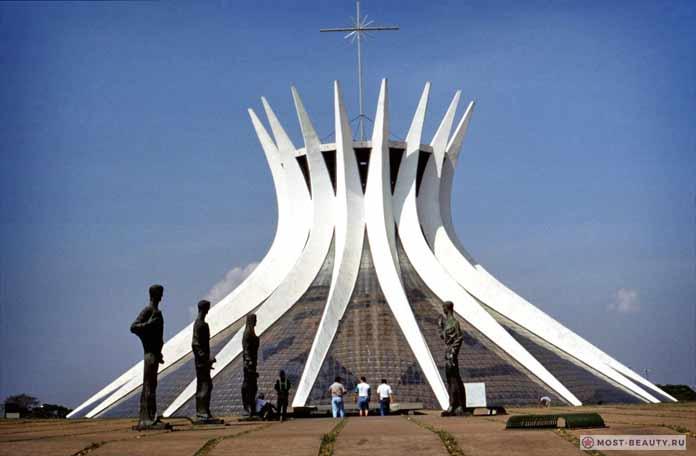 Самые красивые столицы: Бразилиа. CC0