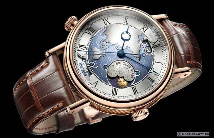 Самые красивые часы: Breguet Classique 5717 Hora Mundi