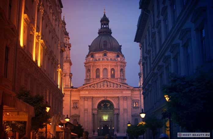 Самые красивые столицы: Будапешт. CC0