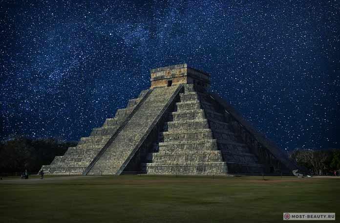 Древние пирамиды мира: Кукулькан. CC0
