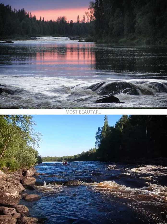 Самые красивые реки: Чирка-Кемь