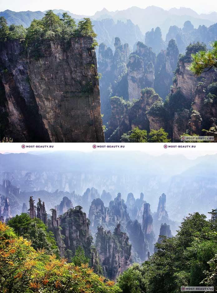 Самые красивые парки мира: Парк «Чжанцзяцзе». CC0