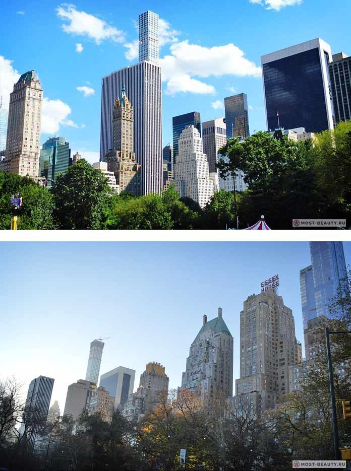 Самые красивые парки мира: Central Park new york. CC0