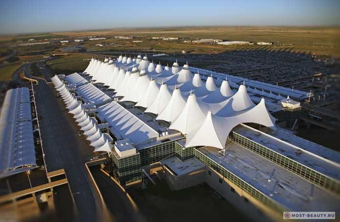 Денверский международный аэропорт