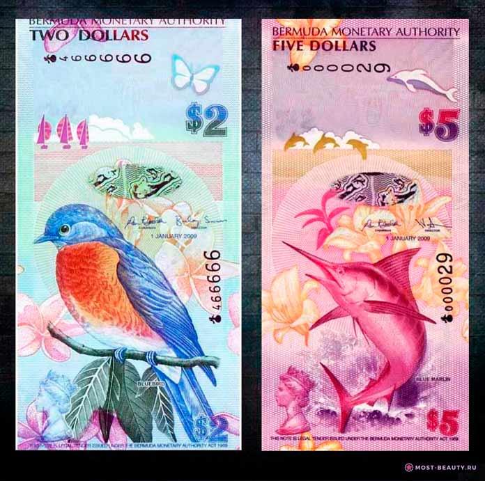 Доллар. Бермудские острова