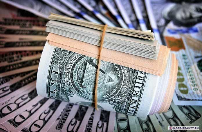 Самые красивые банкноты в мире: Доллар. CC0