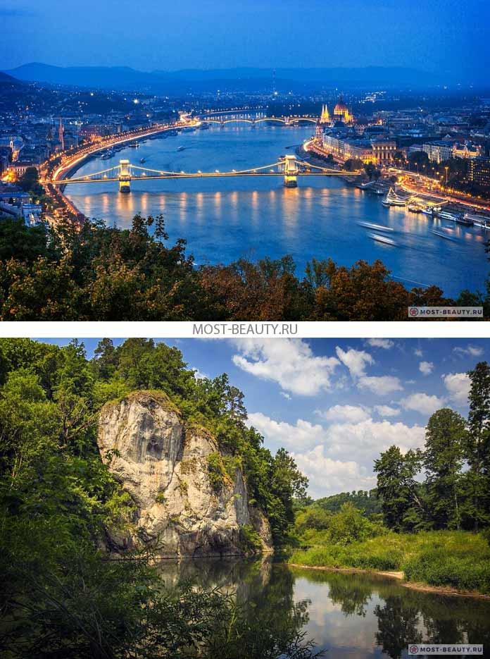 Самые красивые реки: Дунай. CC0