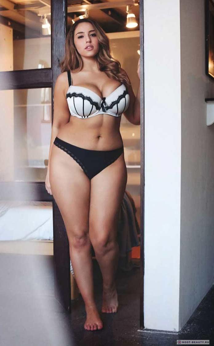 Очеень красивые толстушки: Джада Сезер