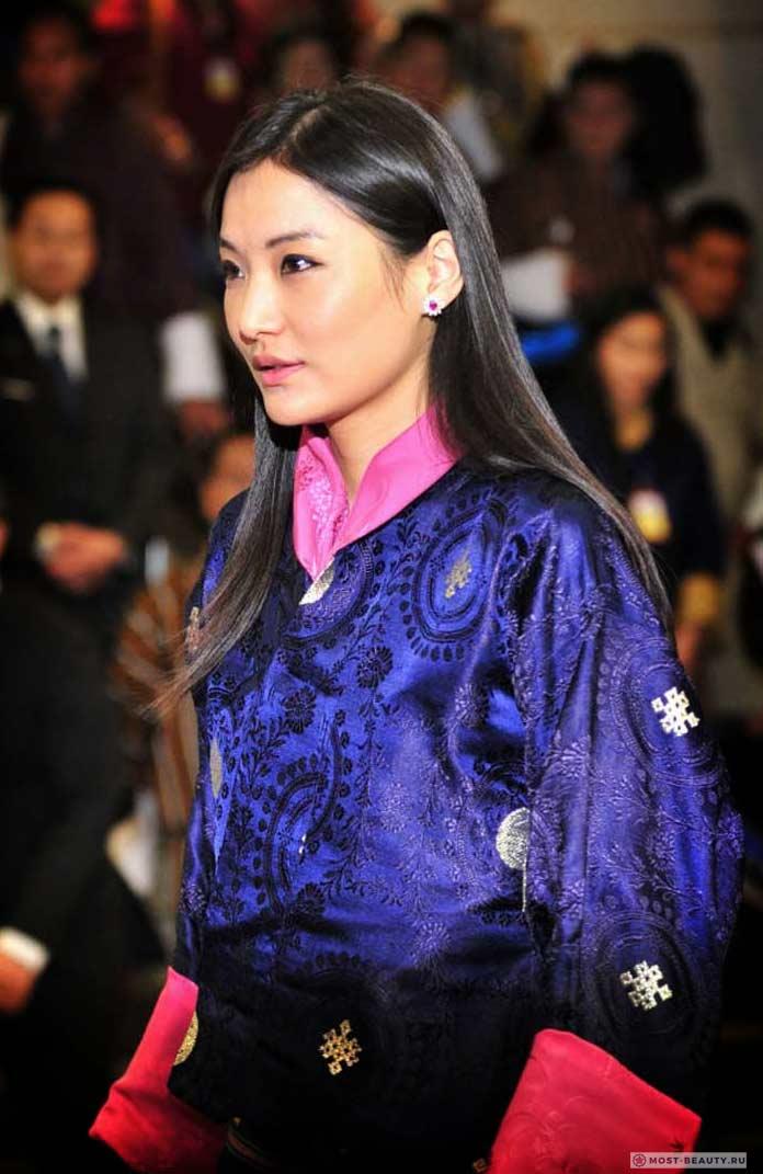 Самые красивые первые леди: Джецун Пема