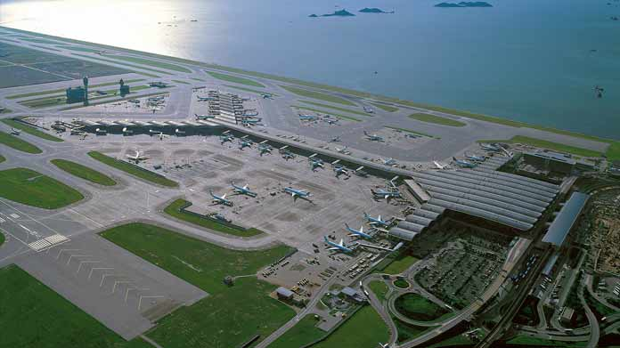 Самые красивые аэропорты в мире: Чхеклапкок