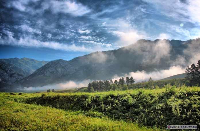Красивые места России: Горный Алтай