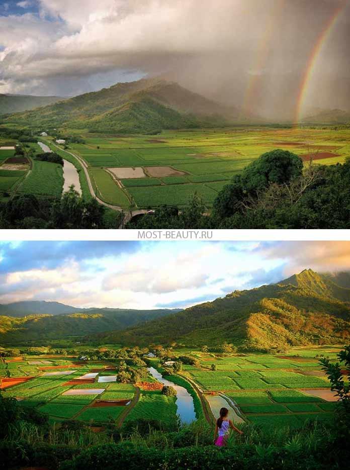 Самые красивые реки: Ханалеи
