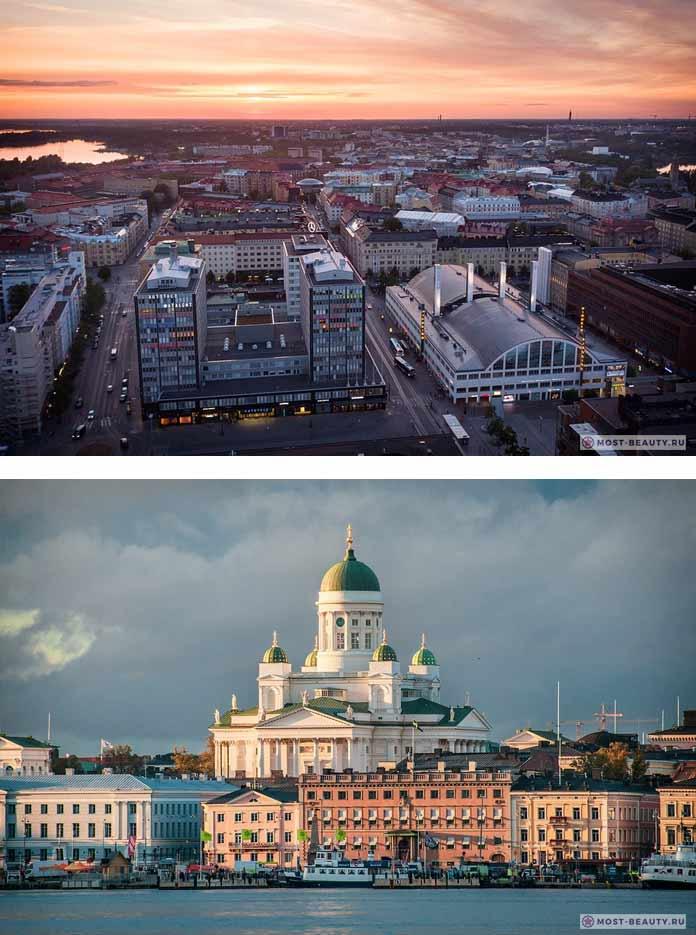 Самые красивые столицы: Хельсинки. CC0