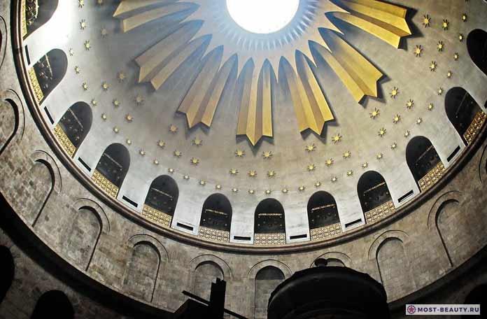 Храм Гроба Господня. Израиль. CC0
