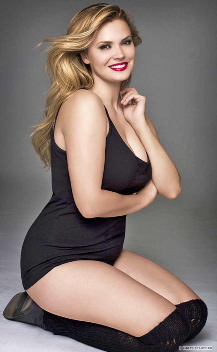 Очеень красивые толстушки: Катя Жаркова
