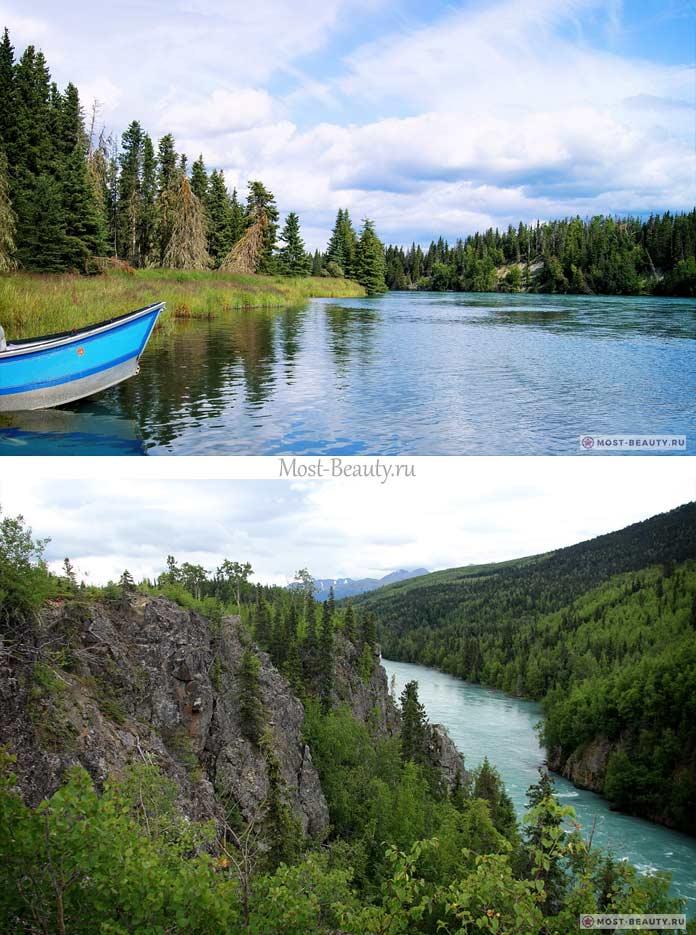 Самые красивые реки мира: Кенай. CC0