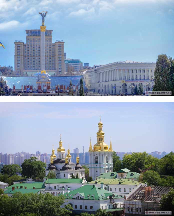 Самые красивые столицы: Киев. CC0
