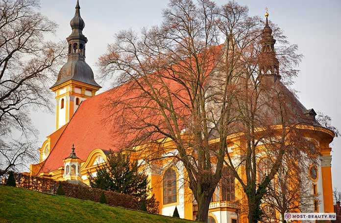 Самые красивые церкви. CC0