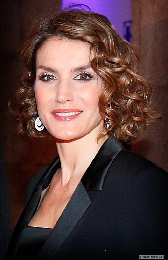 Красивые жёны президентов: Летиция Ортис Рокасолано