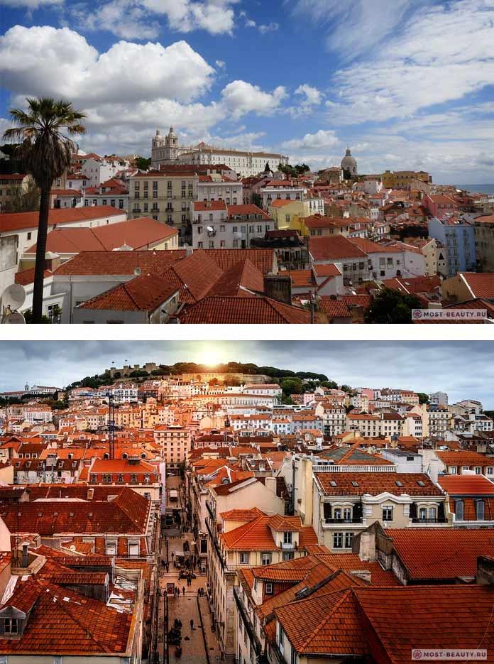 Самые красивые столицы: Лиссабон. CC0