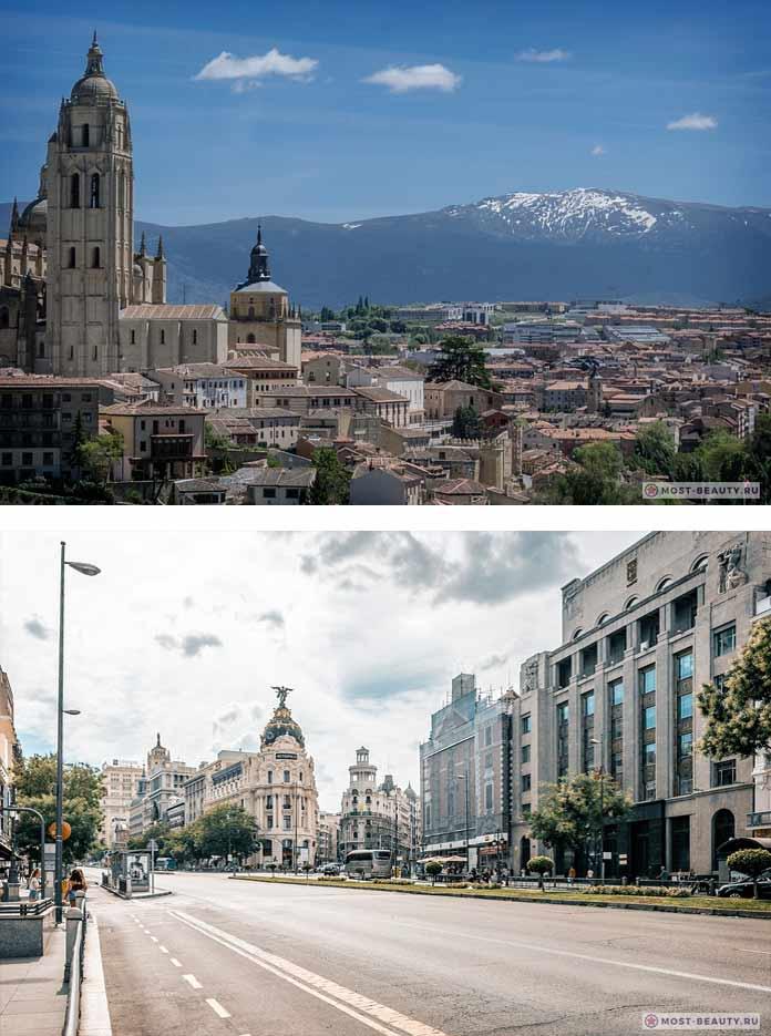 Самые красивые столицы: Мадрид. CC0