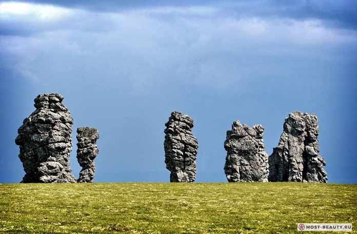 Красивые места России: Маньпупунёр