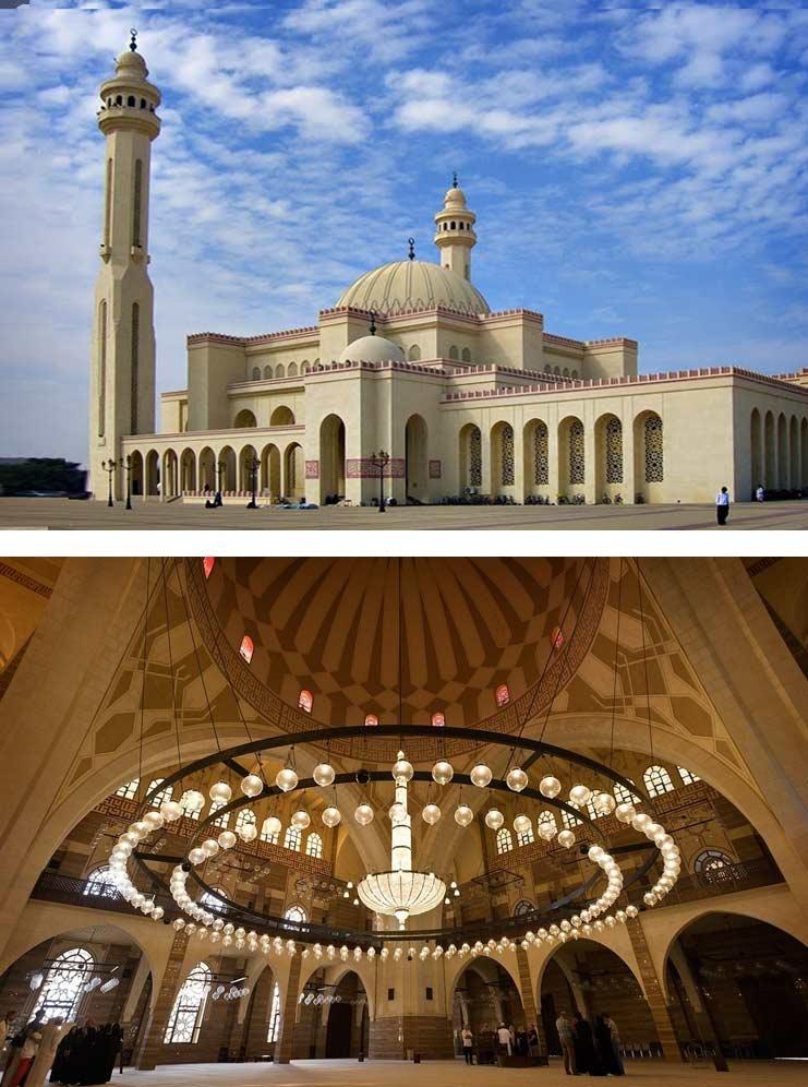 Самые известные мечети: Аль-Фатиха