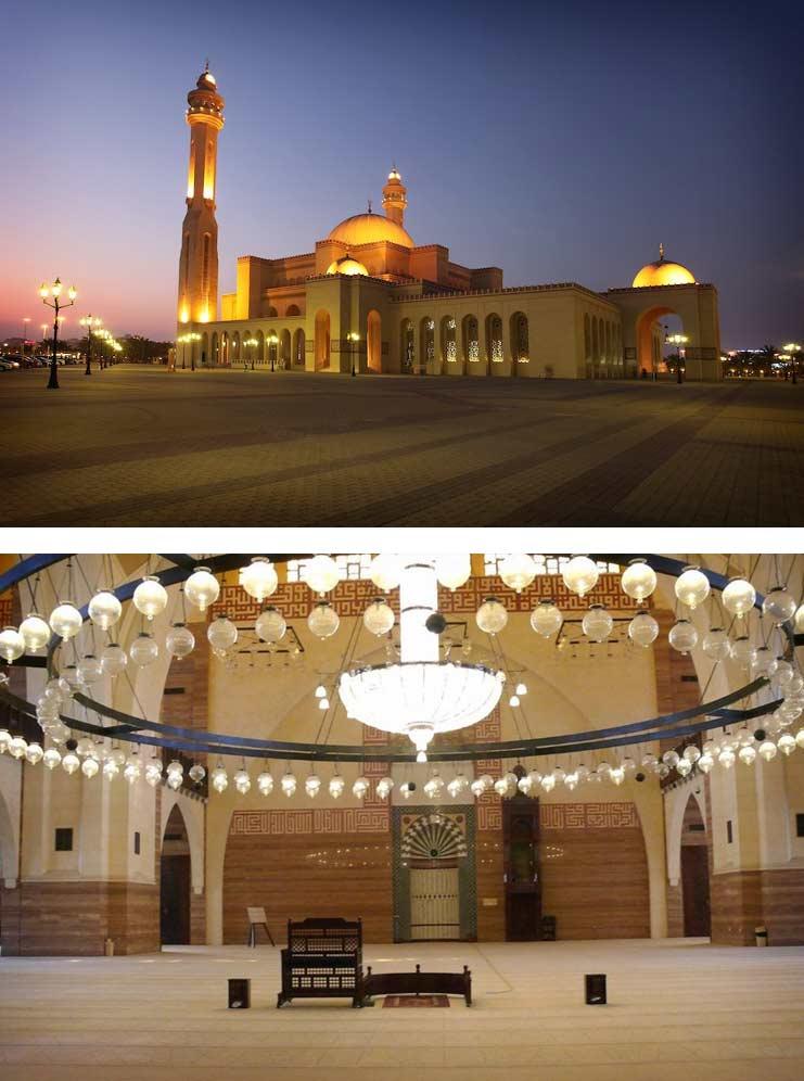 Самые популярные мечети: Аль-Фатиха