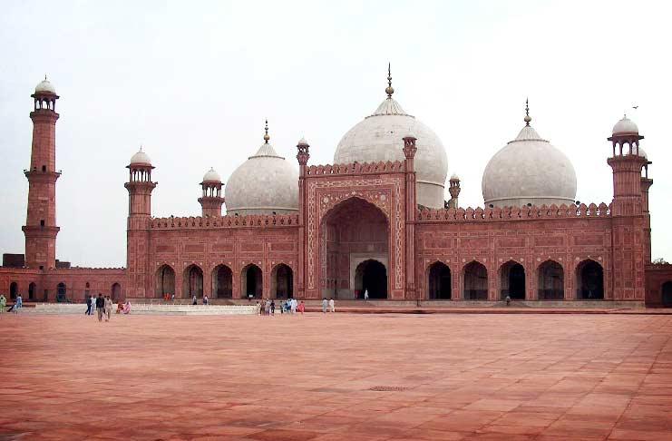 Мечеть-Бадшахи