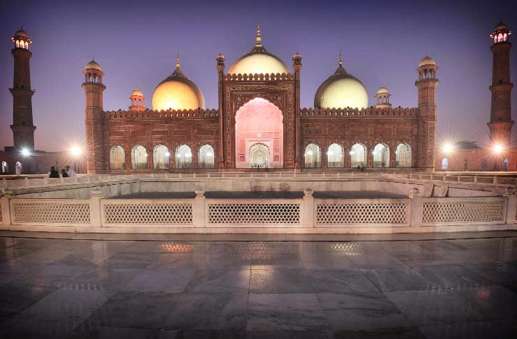 Мечеть Тадж-ул. Бхопал