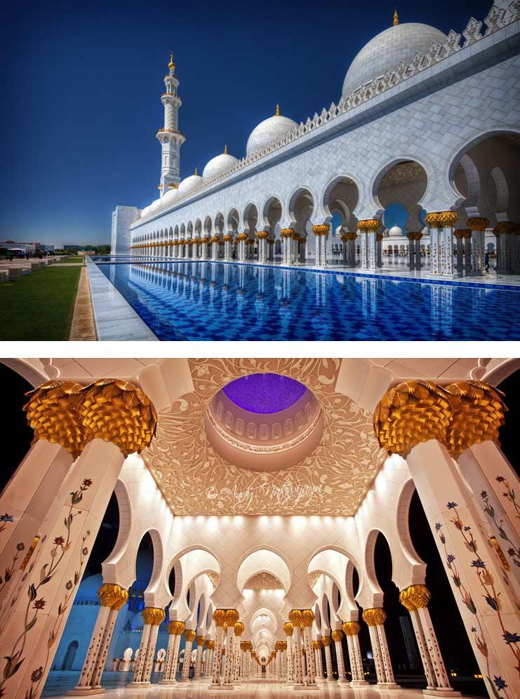 Мечеть-шейха-Зайда