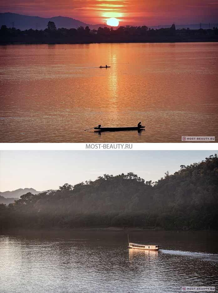 Самые красивые реки: Меконг. CC0