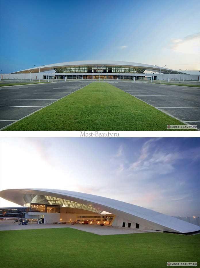 Самые красивые аэропорты в мире: Карраско