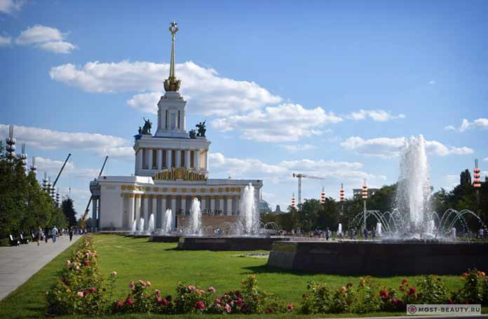 Самые красивые столицы: Москва. CC0